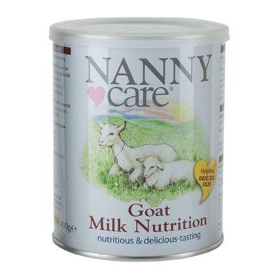 Нэнни на козьем молоке: преимущества и недостатки