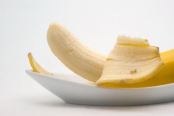 Прикорм ребенка: банан