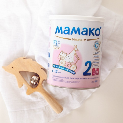 Мамако - ассортимент детского питания от производителя (смеси, каши, пюре)