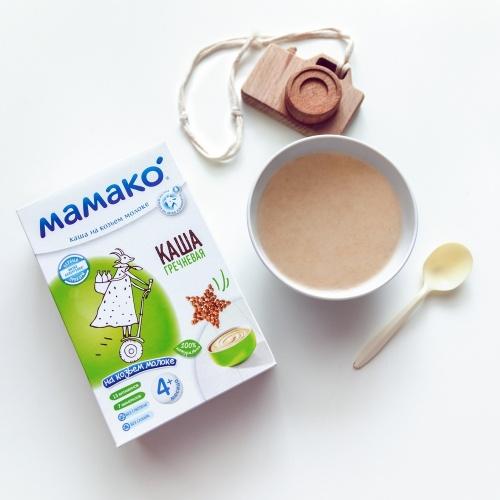 Каши на козьем молоке для новорожденных