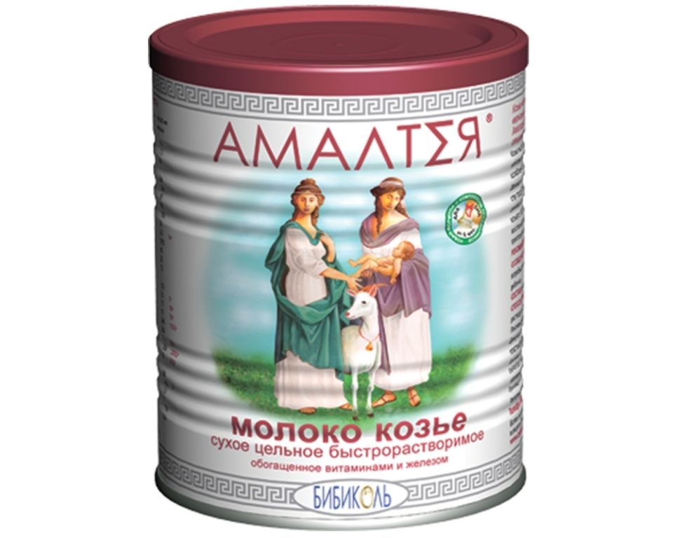 Сухое молоко «Амалтея» от Нэнни: что это, его польза и особенности