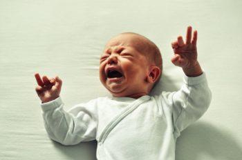 Колики у новорожденных при грудном вскармливании
