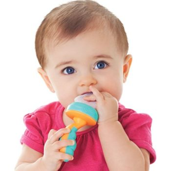 Когда ребенку можно давать банан в ниблере