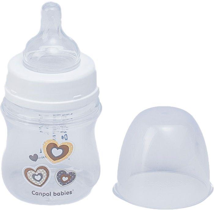Антиколиковые бутылочки Canpol Babies