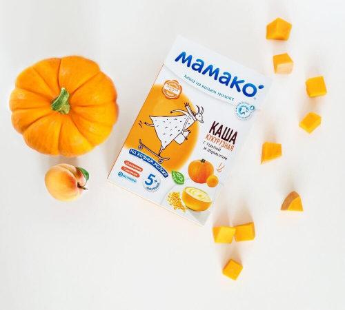 Как начать прикорм с каши «Мамако»?
