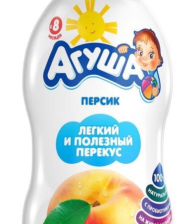 Йогурты «Агуша»: ассортимент, состав