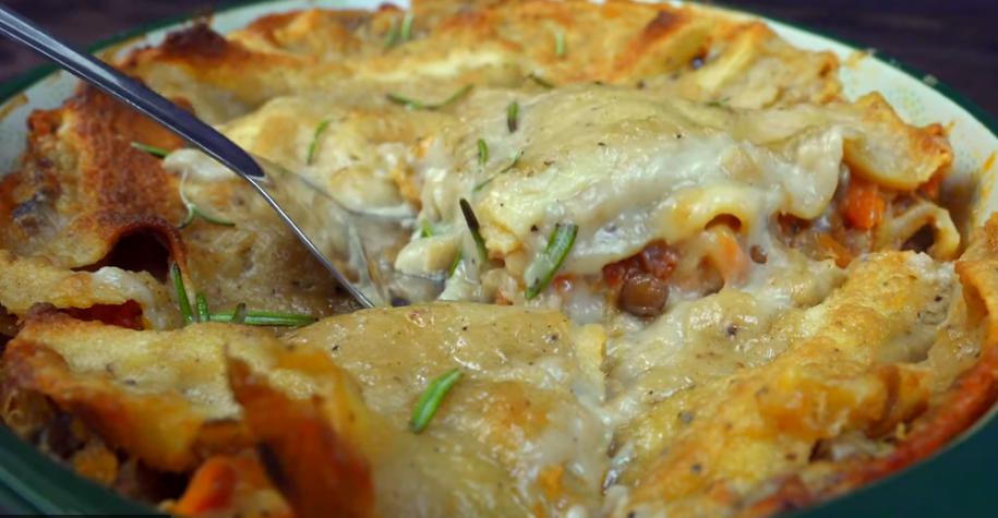 Рецепты с «Немолоко». Вторые блюда