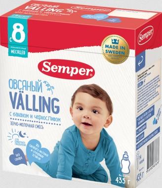 Вэллинги Semper: что это такое, какие есть вкусы