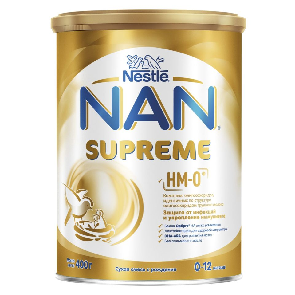 «Нан Супреме» - описание, состав и особенности