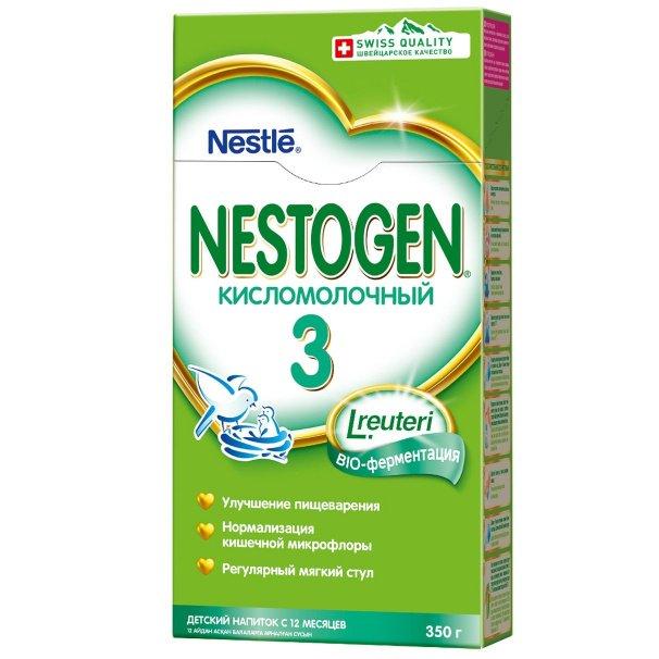 «Нестожен кисломолочный 3»: состав особенности и где же «Нестожен 1» и «2»?