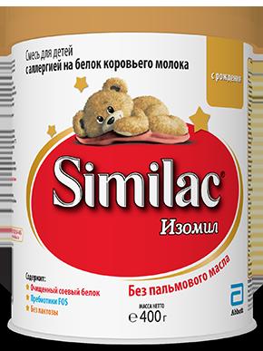 Similac Изомил: описание, состав и особенности
