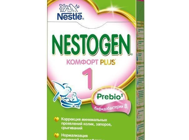 Nestogen Комфорт Plus: описание, состав и особенности