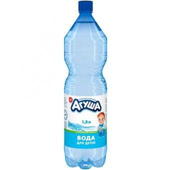 Детская питьевая вода «Агуша»: описание и особенности
