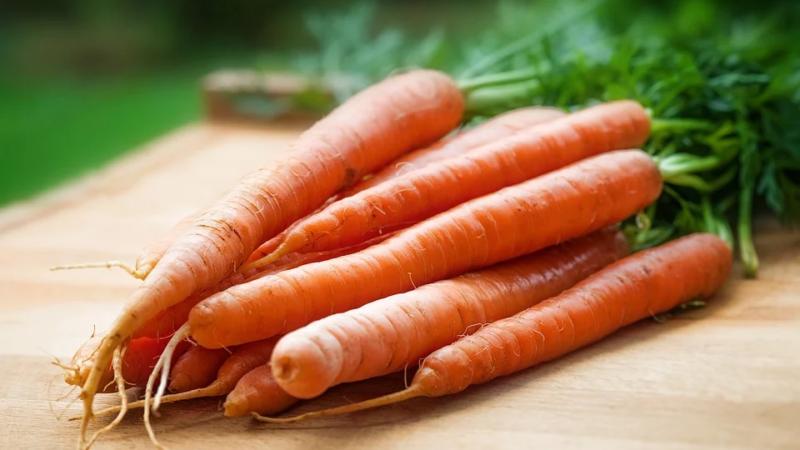 Аллергия на морковь у ребенка: причины, лечение