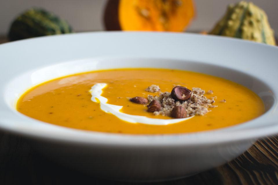 Суп из тыквы для ребенка: 3 рецепта